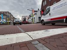 Safety Zebrapaddrempels in Kapelstraat Heeze worden vervangen