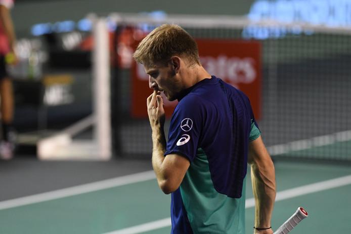 David Goffin ne disputera pas le Masters à Londres. Le Liégeois a laissé s'envoler ses dernières chance de qualification à Paris,  éliminé par Dimitrov dès le deuxième tour.