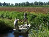 Jelmer uit Oploo slaat alarm: Oploosche Molenbeek staat bijna droog