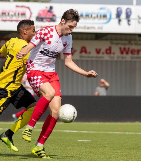 Kozakken Boys gaat onderuit in oefenduel tegen Sparta Nijkerk: 'We moeten snel naar vaster team'