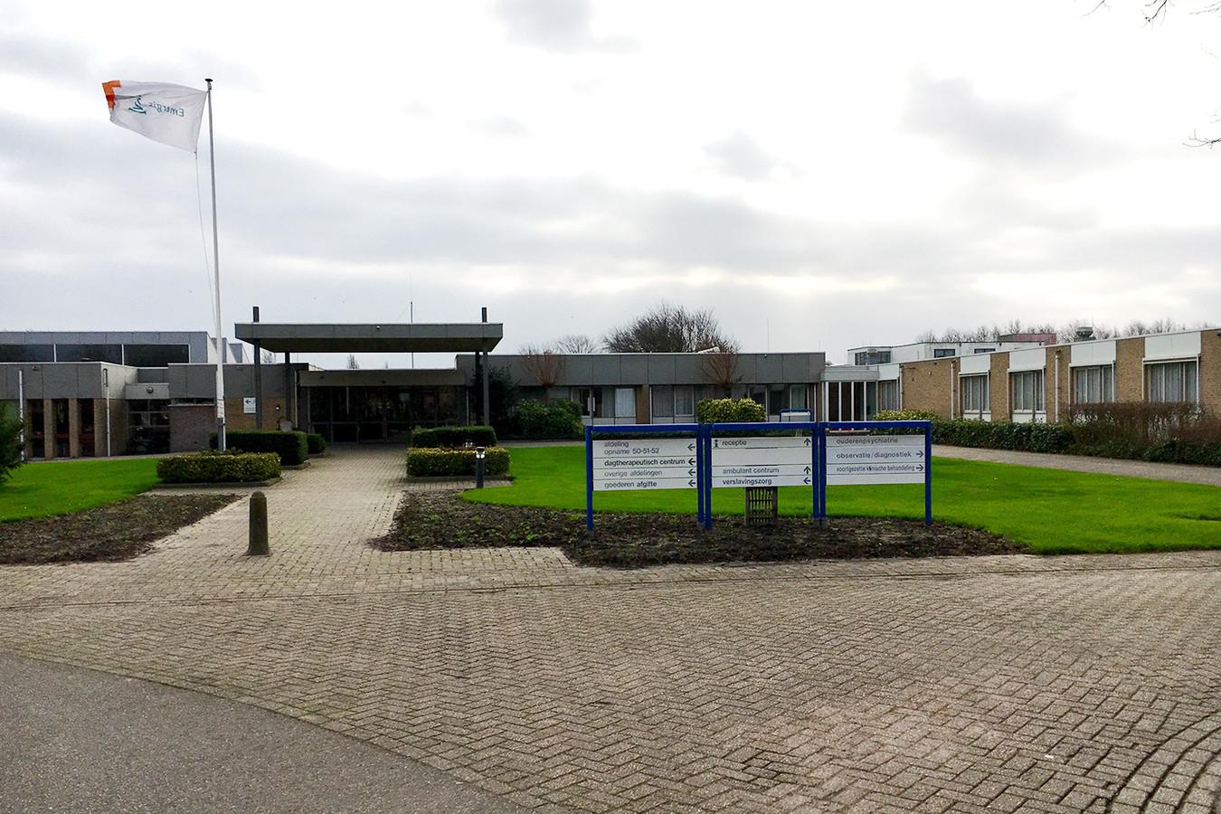 Centrum voor geestelijke gezondheidszorg Emergis in Kloetinge.