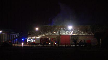 Vooral materiële schade bij schuurbrand in Zuienkerke