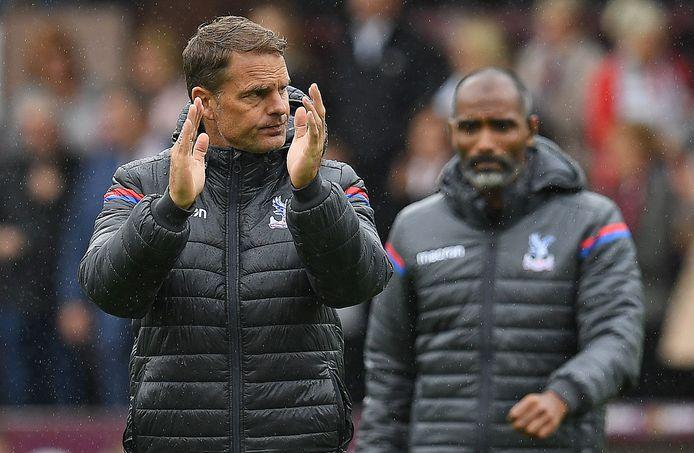 Frank de Boer was in 2017 slechts vijf duels coach van Crystal Palace, waar hij een driejarig contract had getekend.