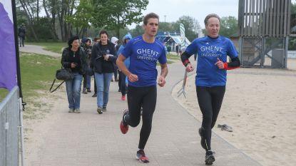 VIDEO. Gent loopt 'tuupe tegoare' Tegen Kanker: Levensloop brengt 77.311 euro op