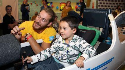 """OpKikkerDag ter ere van Milo (6) doet kinderen met een aandoening opfleuren: """"Het was een topdag"""""""