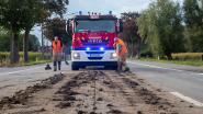 Landbouwer zal moeten opdraaien voor modderspoor op Brusselsesteenweg in Westrem