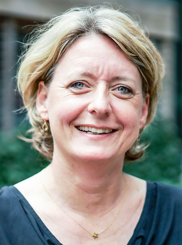 Hannelore Majoor, Algemeen directeur JCDecaux.  Beeld
