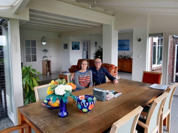Nu de kinderen uit huis zijn, zoeken Monique en Anton een minder bewerkelijk huis: 'Tijd voor rust'