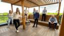 Ontwikkelaars uit Zwolle bouwden de app BookMyDesk zodat kantoormedewerkers vanuit huis een werkplek kunnen reserveren, met het oog op de Covid-19-maatregelen.