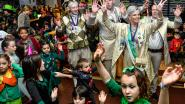 Kindercarnaval in thema 'Think Green'
