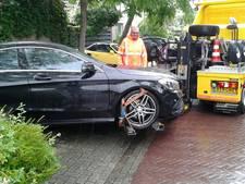 Dure auto's in beslag genomen in Eemnes