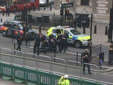 Mogelijke terreurdaad verijdeld voor parlementsgebouw Londen