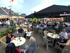 Terras in Kruisland feestelijk geopend