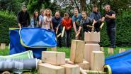 Kubbteam Zele organiseert zaterdag derde editie Zeels kampioenschap Kubb