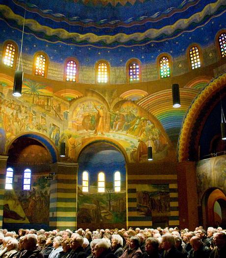 Cenakelkerk één van de dertien 'museale' godshuizen