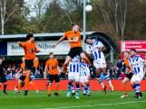 Stand tweede divisie zonder FC Lienden