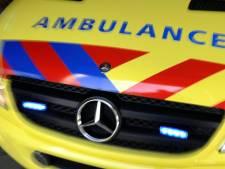 Man (22) raakte gewond aan hoofd en heup bij aanrijding in Woudrichem