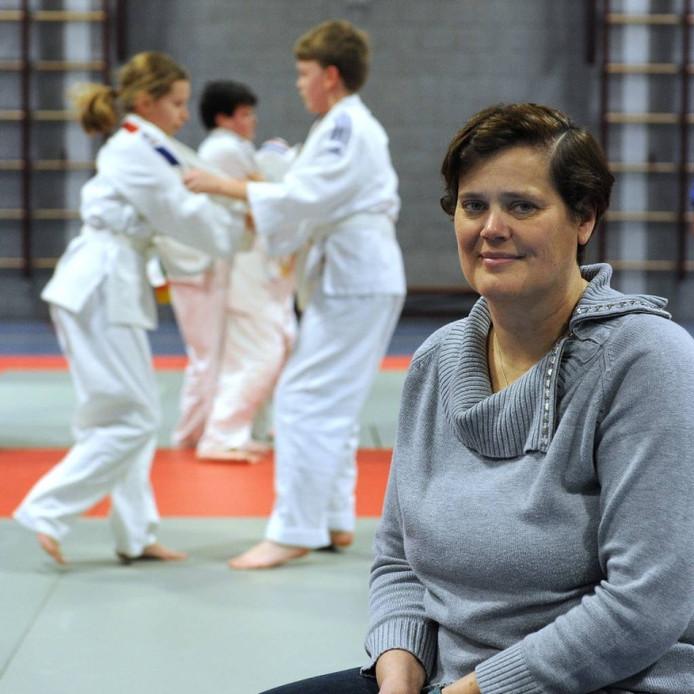 Arrietta Bertram: 'Het is toch zonde als je moet stoppen vanwege het gebrek aan een trainer.'