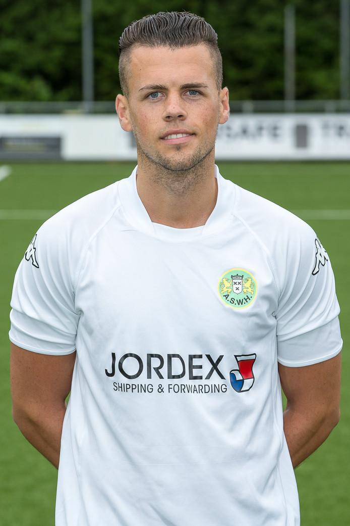 Peter Verhoeve scoorde vanaf eigen helft.