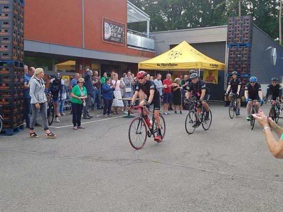 Vrijdagochtend werd stipt om 8.45 uur het startschot gegeven aan Prik&Tik in Zammel.