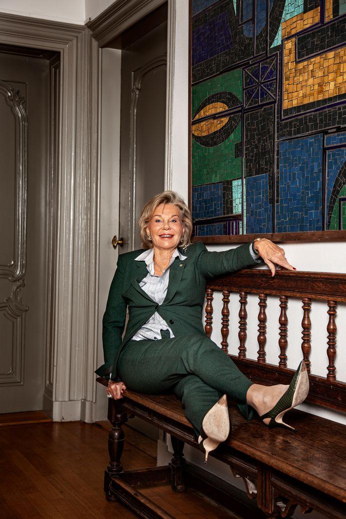Maya Meijer-Bergmans.