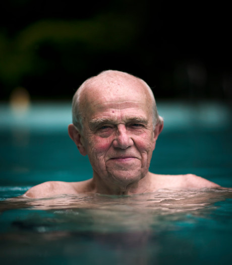 Sint-Jorispenning voor oud-olympiër Wim Mosterd (82)