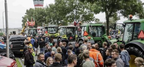 Geen aanhoudingen bij boerenprotesten bij Lelystad Airport en in Dronten
