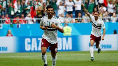 LIVE. We voetballen weer in Rostov, waar Mexico krappe voorsprong verdedigt tegen zwak Zuid-Korea