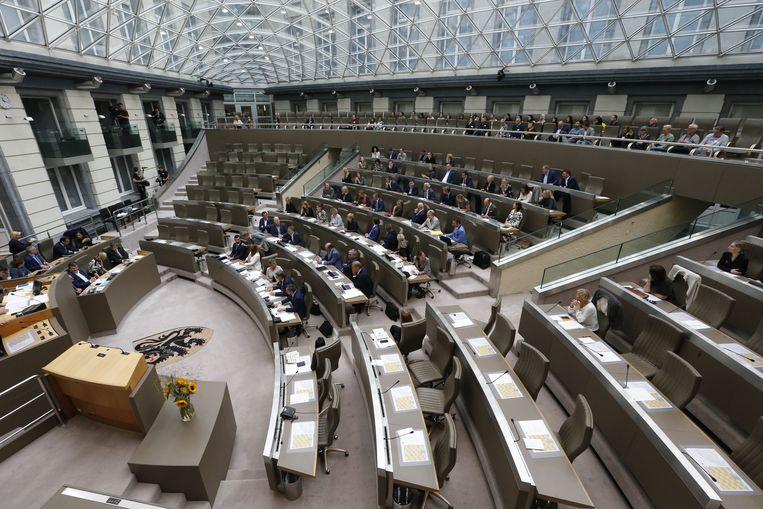 Het Vlaams Parlement doet dit jaar ook mee aan Open Bedrijvendag.