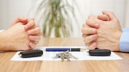 Wat met de verzekeringen bij een echtscheiding?