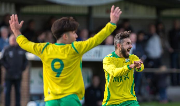 FC Schadewijk komt in de derde klasse D stadgenoot Margriet tegen.