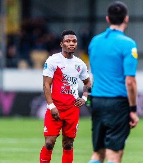FC Twente maakt huurdeal rond: oud-Utrecht aanvaller Abass naar Enschede