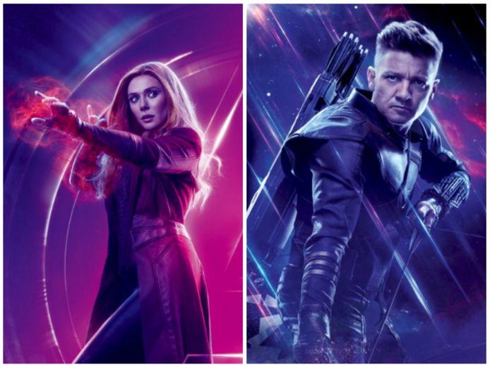 Onder andere Scarlet Witch en Hawkeye krijgen elk hun eigen serie.