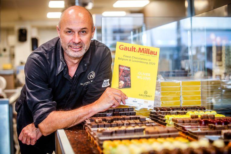 Oostende chocolatier Olivier Willems