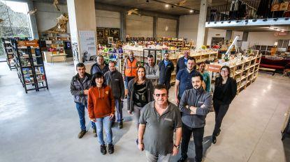 """Twee jaar na brand herrijst Kringwinkel 't Rad uit as: """"Groter en duurzamer dan ooit"""""""