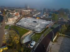 Scheuren in 'blundergarage' Kampen gedicht met coating, reparatie kost duizenden euro's