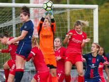 FC Twente vrouwen nipt langs Football Equals O17