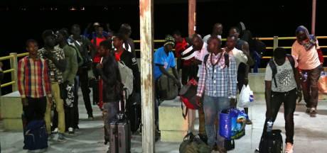 Braziliaanse vissers redden boot met Afrikaanse vluchtelingen na monsterreis