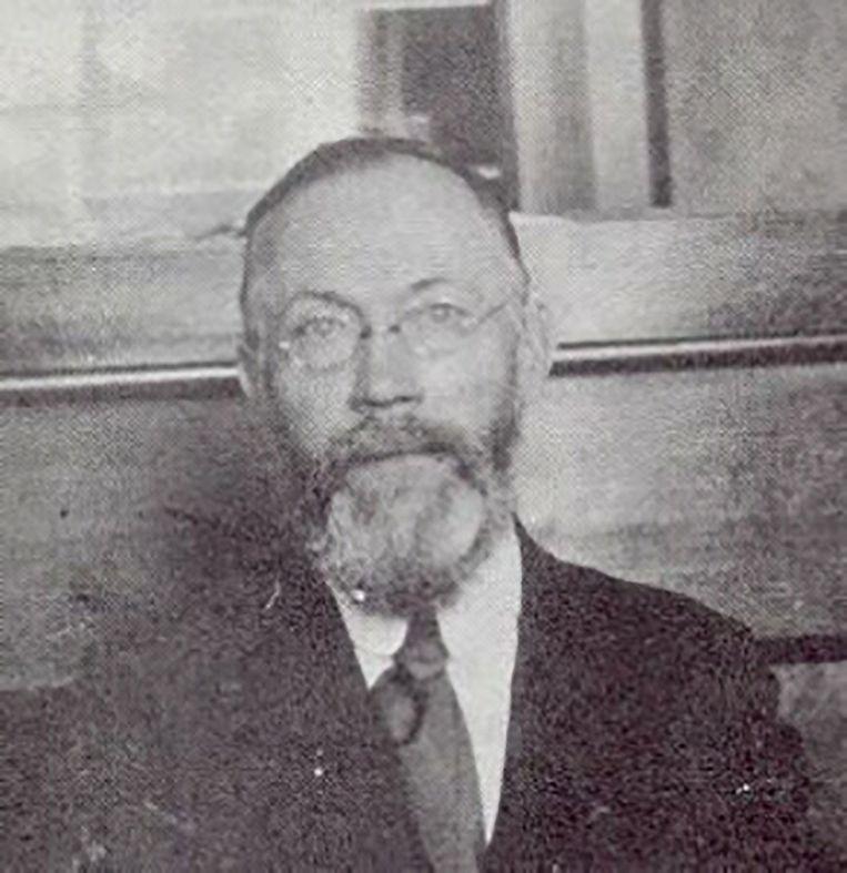 Anton Pannekoek Beeld x