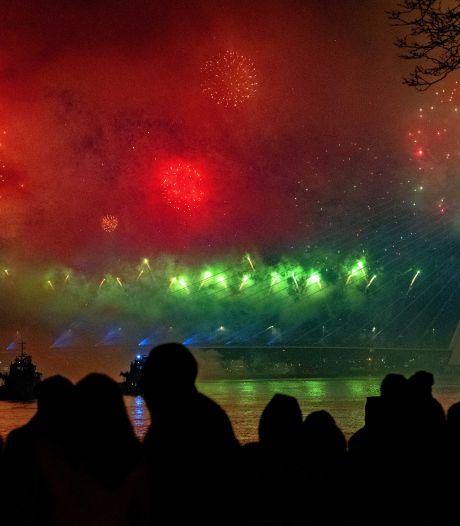 Kunnen de Rotterdamse vuurwerkshows dit jaar nog wel doorgaan?