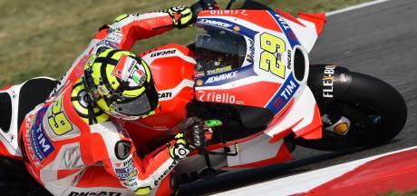 MotoGP-coureur Iannone anderhalf jaar geschorst na overtreden dopingregels