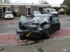 Drie personen gewond geraakt bij auto ongeval in Monster