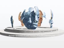 Zo gaat het Nelson Mandela-monument in Zuidoost eruitzien