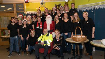 OCMW organiseert kerstdiner in Sociaal Huis