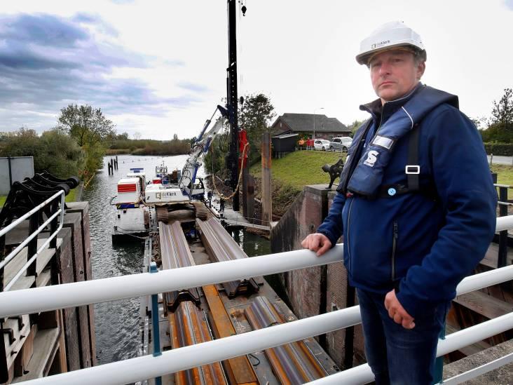 Zo wordt de Noordersluis met moderne middelen klaargemaakt voor de strijd tegen het water