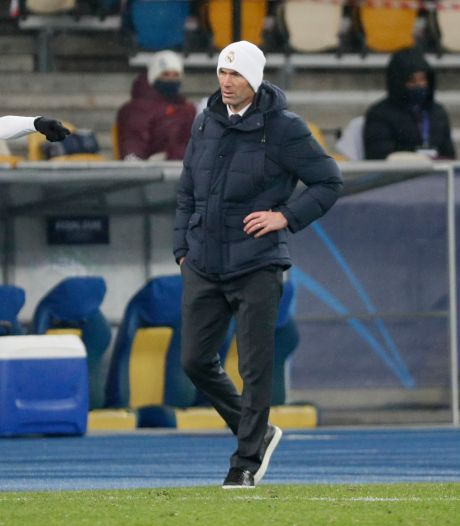 Ooit de redder, nu de gebeten hond: crisis ligt op de loer voor Zidane en Real