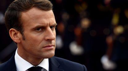 """Boze Macron: """"Keuze van België voor F-35 druist in tegen Europese belangen"""""""
