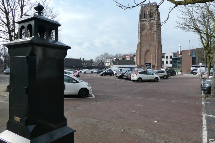 Het Petrus Dondersplein krijgt voorlopig nog geen blauwe zone.