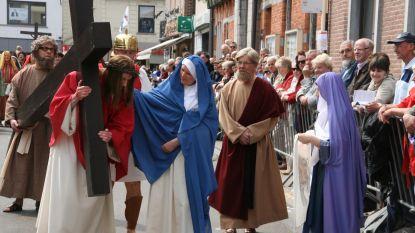 Eeuwenoude Mariale processie verdwijnt