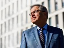 Oud-minister Ballin in Bokhovens kerkje over perspectieven voor de democratie